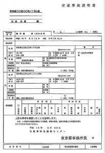 jikoshoumei